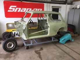 Mini Miglia shell/project