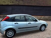 2005 Dord Focus Diesel 5Doors Manual With Long MOT PX Welcome