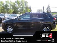 2014 Jeep Cherokee Limited, Bluetooth, Backup Camera, Tow Packag