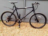 Carrera hybrid excellent used Condition ...disc breaks alloy frame