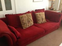 4 seater fabric sofa for sale