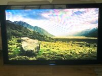 """Samsung PS50A457P1D 50"""" Plasma HD TV and Wall Mount"""