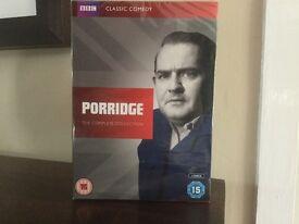 Porridge DVD Box Set, complete series