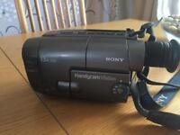 Sony camcorder complete set. Handycam Vision