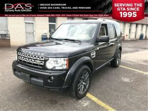 2010 Land Rover LR4 HSE LUXURY/NAVIGATION/PANORAMIC ROOF/7 PASS