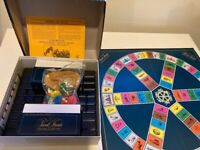 Trivial Pursuits board game