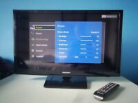 24 inch Flat screen HD Ready LED TV Freeview - 3 months old