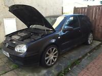 Breaking mk4 golf 2.8 4 motion, gti and tdi