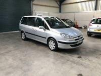 2007 Peugeot 807 Mpv 2.0 hdi 7 seater nice family car low miles guaranteed cheapest in country