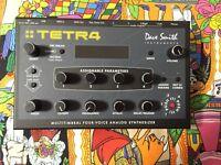 Dave Smith Tetra Desktop Synth