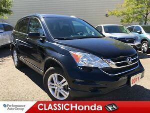 2011 Honda CR-V EX 2WD CLEAN CARPROOF SUNROOF