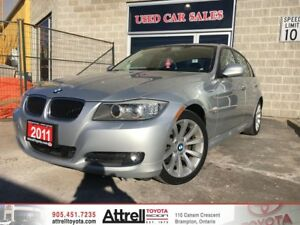 2011 BMW 3 Series 328i. Navigation, Bluetooth, Parking Sensors.