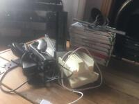 Nintendo wii , wii fit and games