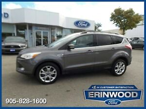2013 Ford Escape SE - 2.0L ECOBOOST/LTHR/NAV/MYFORD TOUCH