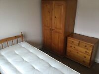 John Lewis Beds, matttress, double. wardrobes, chest of drawers, bedside cabinets all must go
