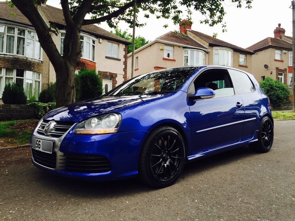 2006 volkswagen golf r32 s a 3 2 v6 4motion dsg golf r32 volkswagen golf r gti in sheffield. Black Bedroom Furniture Sets. Home Design Ideas