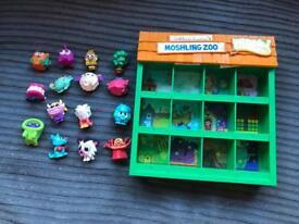 Moshling Zoo with Moshlings