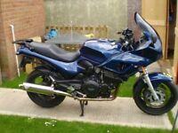 98 Triumph Sprint Executive Motorcycle