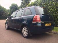 Vauxhall zafirs 1.6 2007