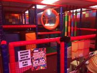 Soft play Adventure frame