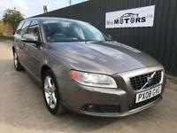 VOLVO V70 2.4 D5 SE LUX G/T AUTOMATIC DIESEL ESTATE ONE OWNER