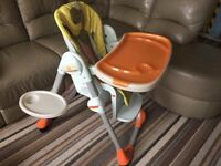 Chicco Child's High Chair - fully adjustable