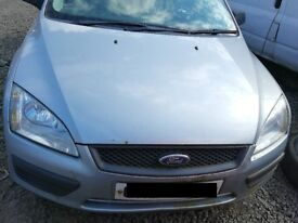 Ford Focus 2004 Silver - For parts only!