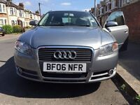 Audi A4 2006 Automatic 2.0TDI Sports in a great condition ,Metallic Grey,
