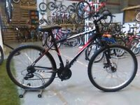 HYPER AVALANCHE BIKE 26 INCH WHEELS 21 SPEED FRONT DISC FRONT SUSPENSION ALLOY VERY GOOD CHRISTMAS