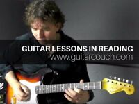Guitar lessons in Reading Berkshire from an experienced performer - Get RESULTS!