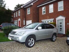 Lexus, Silver RX400h, drives like a dream, any inspection welcome.