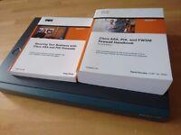 Cisco PIX 515 Firewall + Books