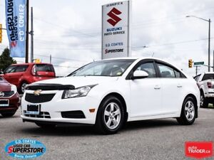 2013 Chevrolet Cruze LT Turbo ~Heated Leather Seats ~Backup Cam