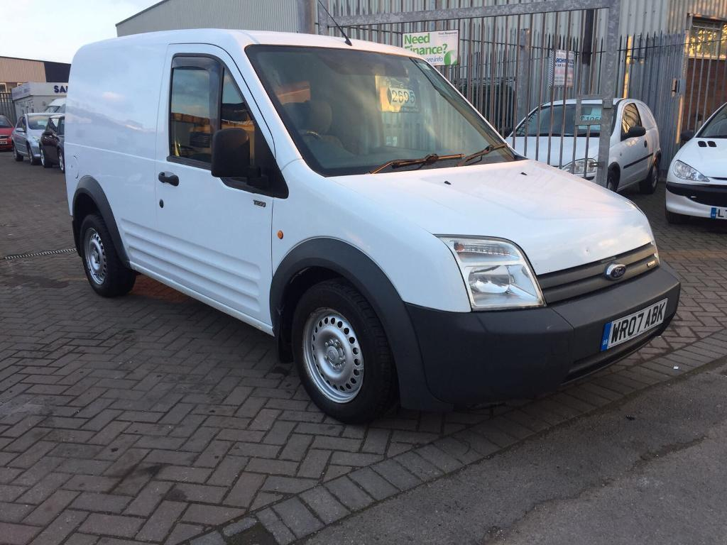 2007 07 FORD TRANSIT VAN 1.8 TDCI SUPERB DRIVE NEW CLUTCH FITTED CANT FAULT IT CHEAP BARGAIN NO VAT!