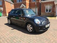 2011 MINI COOPER 1.6, MOT MARCH 2019, SERVICE HISTORY, BLACKHPI CLEAR