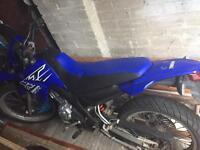 2005 Yamaha xtz 125r £600ono
