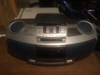 Aiwa stereo, CD and Tape - Great Condition