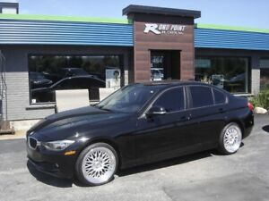 2013 BMW 320I i xDrive Roues 19 pouces