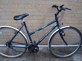 Raleigh Pioneer ladies bike.