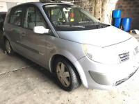 Renault Scenic Dynmaique 1.5 DCI 2002/2009 Breaking Beige