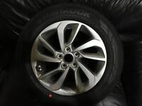 Hyundai Tucson 2016 Alloy Wheel 17""