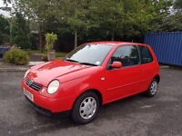 volkswagen lupo 1.7 diesel long mot cheap tax and insurance