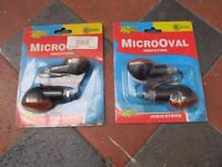 MOTRAX MICRO OVAL MINI INDICATORS (NEW)