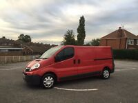 Vauxhall VIVARO 2900 2.0 CDTI LWB LONG MOT LONG WHEEL BASE READY FOR WORK
