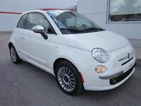 2013 Fiat 500C ( Convertible ) Lounge