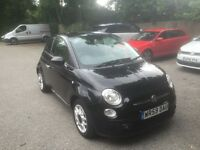 Fiat 500 sport - limited edition - immaculate condition