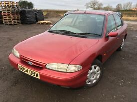 Ford Mondeo, Year - 1996, M.O.T And Service History!!,