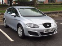 2010 SEAT LEON 1.9 TDI * 5 DOOR * LOW MILEAGE * GOOD RUNNER * PART EXCHANGE * FINANCE * DELIVERY *