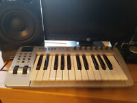 Evolution MK-225c MIDI Keyboard Controller