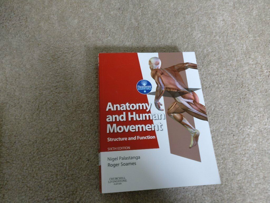 Anatomy And Neuromuskuloskeletal Reference Books In Sauchie